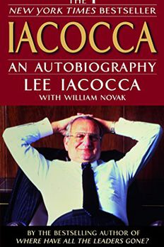 Iacocca book cover