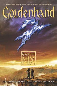 Goldenhand book cover