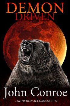 Demon Driven book cover