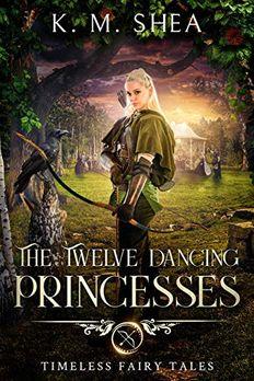The Twelve Dancing Princesses book cover