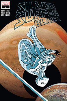 Silver Surfer book cover