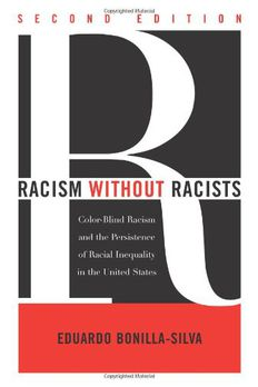 Racism Without Racists book cover