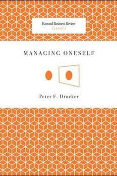 Managing Oneself book cover
