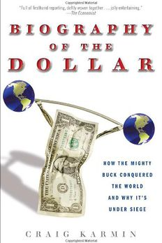 Biography of the Dollar book cover