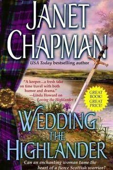 Wedding the Highlander book cover
