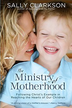 The Ministry of Motherhood book cover