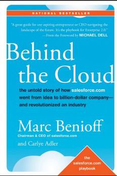 Behind the Cloud book cover