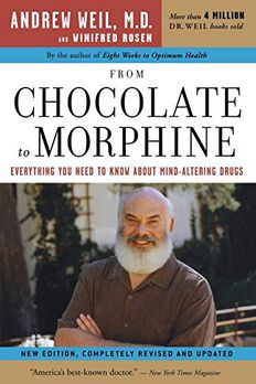 From Chocolate to Morphine book cover