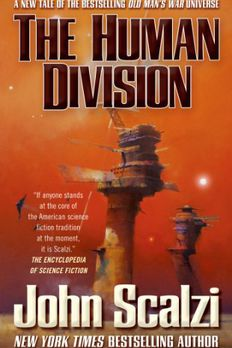 The Human Division book cover