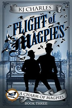 Flight of Magpies book cover