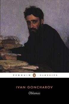 Oblomov book cover