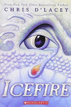 Icefire book cover