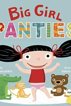 Big Girl Panties book cover