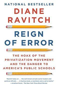 Reign of Error book cover