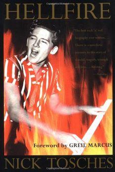 Hellfire book cover