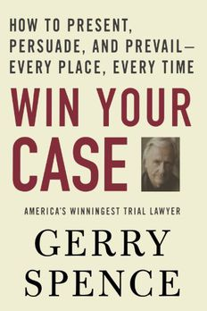 Win Your Case book cover