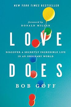 Love Does book cover