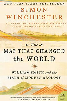 The Map That Changed the World book cover