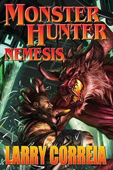 Monster Hunter Nemesis book cover