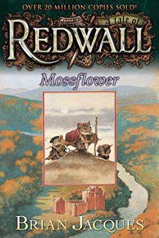 Mossflower (Redwall) book cover