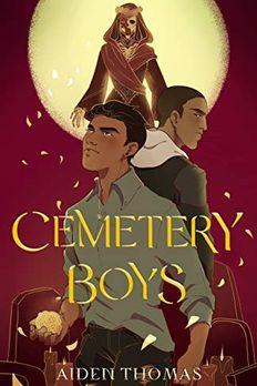 Cemetery Boys book cover