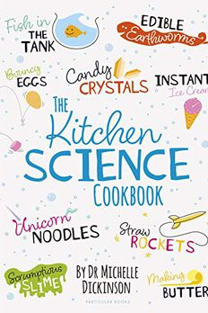 The Kitchen Science Cookbook book cover
