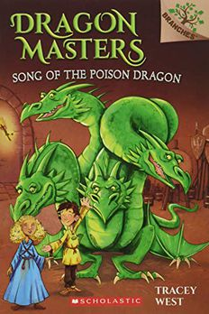 Song of the Poison Dragon book cover