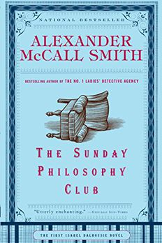 The Sunday Philosophy Club book cover