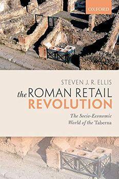 The Roman Retail Revolution book cover
