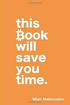 This Book Will Save You Time book cover