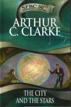 The City and the Stars book cover