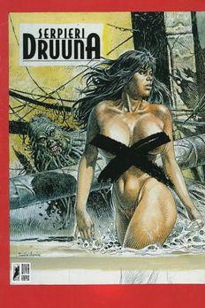 Druuna X book cover