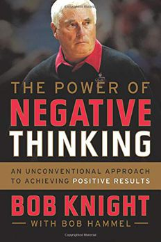 The Power of Negative Thinking book cover