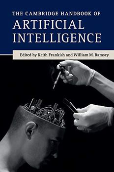 The Cambridge Handbook of Artificial Intelligence book cover