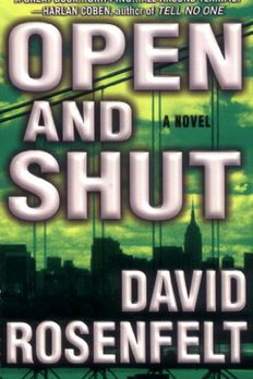 Open and Shut book cover