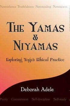 The Yamas & Niyamas book cover