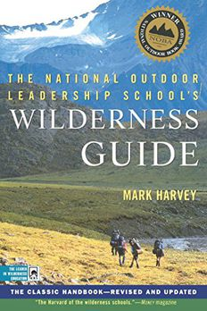 The National Outdoor Leadership School's Wilderness Guide book cover