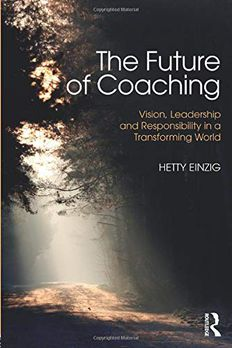 The Future of Coaching book cover