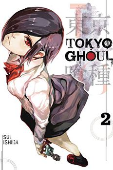 Tokyo Ghoul, Vol. 2 book cover