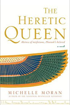 The Heretic Queen book cover