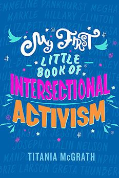 My First Little Book of Intersectional Activism book cover