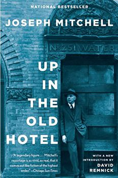 Up in the Old Hotel book cover