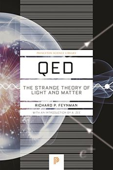 QED book cover