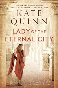 Lady of the Eternal City book cover