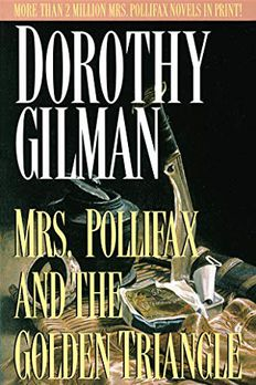 Mrs. Pollifax and the Golden Triangle book cover