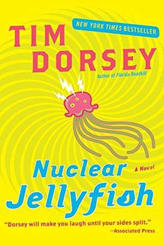 Nuclear Jellyfish book cover