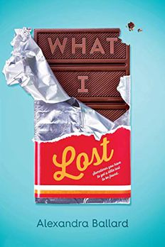 What I Lost book cover