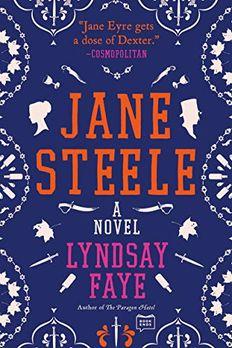 Jane Steele book cover