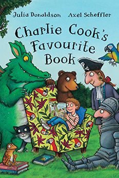 Charlie Cook's Favourite Book book cover
