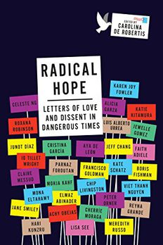 Radical Hope book cover